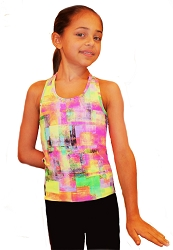 Ice Skating Tank Top - Bright Start