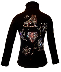 Figure Skating Jacket with