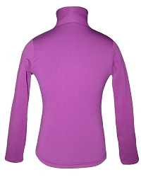 Purple Polartec Ice Skating Jacket