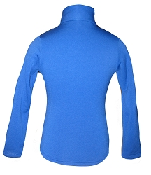 Blue Polartec Ice Skating Jacket