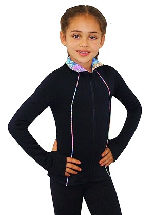 Neon Lights Polartec Venetta Fit Junior Jacket