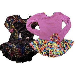 CHILD MEDIUM DRESSES